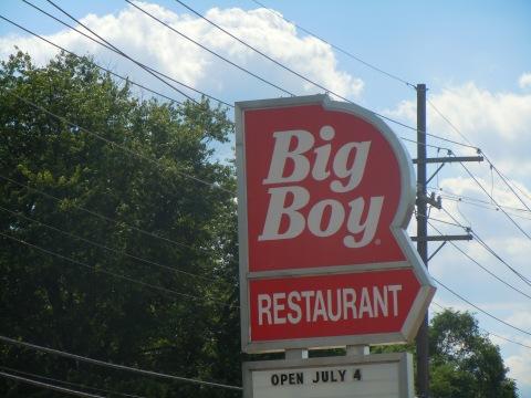 Big Boy Resturant